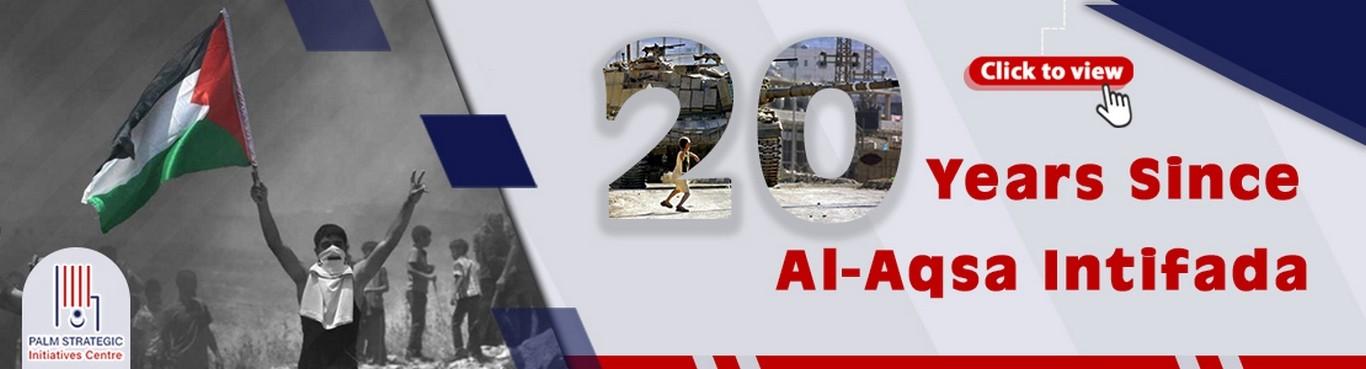 Years Since Al-Aqsa Intifada 20